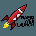 rapidweblaunch logo