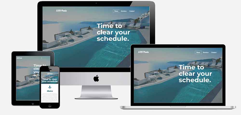 fast and affordable web design